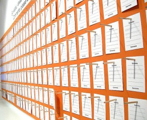 Wall of comments!