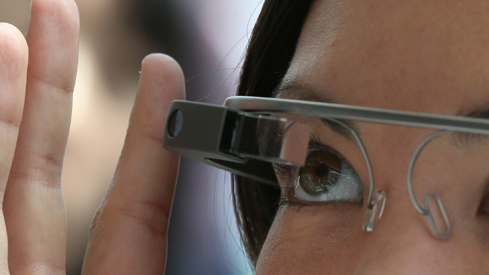 Google Glass and facial recognition – a possible scenario!