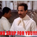 When Jet Airways became my soup nazi!