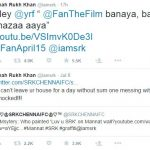 Dummies guide to Shah Rukh Khan's tweets - real or acting?