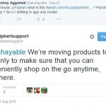Flipkart's app-only move - lacking both empathy and common-sense