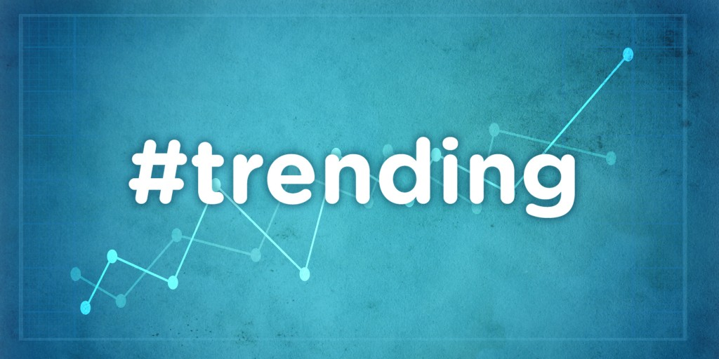 The much-ignored who and what of trending hashtags