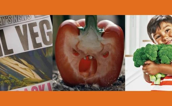 Children and/vs. vegetables